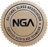 Nationial Glass Association, Certified auto glass technician